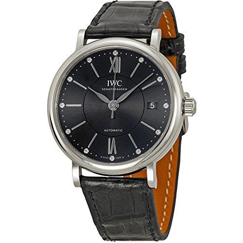 iwc-unisex-portofino-diamond-37mm-black-leather-band-automatic-watch-iw458102