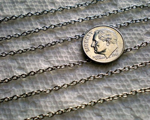 forever-yung-10-feets-silver-tone-small-edging-chain-for-for-jewelry-making-by-vogholic