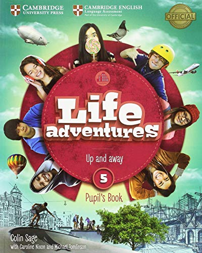 Life Adventures Level 5 Pupil's Book