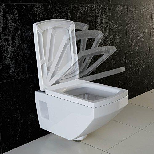 WC Sitze &Toilettendeckel Eckig | Standard war gestern