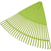 Xclou 341201 - Rastrillo para hierba (plástico, 62 x 54 cm)