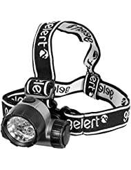 Gelert 7LED 2Func Head Light Lighting Camping Hiking Outdoor Accessory New