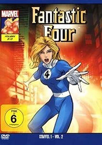 Fantastic Four - Staffel 1/Volume 2
