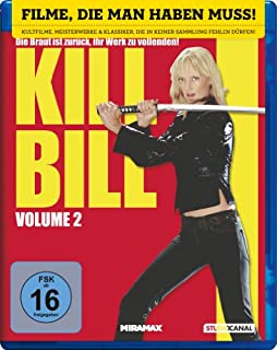 Kill Bill: Volume 2 [Blu-ray] (B0054U0U38)   Amazon price tracker / tracking, Amazon price history charts, Amazon price watches, Amazon price drop alerts