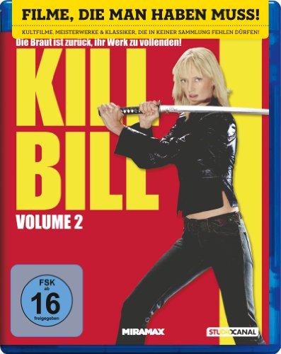 Kill Bill: Volume 2 [Blu-ray] (Kill Bill)