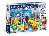 Clementoni-Kit Scientifique Le Grand Laboratoire de Chimie