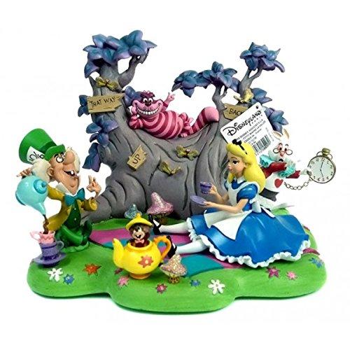 Alice im Wunderland Tee-Party Diorama Figur -