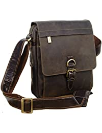 Visconti Leather Messenger Organiser Bag - 16011 Link - Notepad Kindle i-Pad 3452c4cb1a947