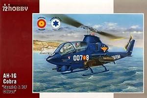 Unbekannt Special Hobby sh72274-Maqueta de Ah de 1G, Spanish y IDF Service