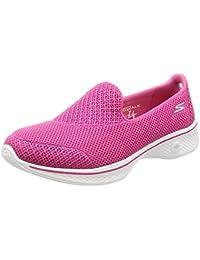 Skechers Go Walk 4-Propel, Zapatillas para Mujer