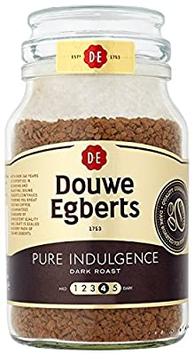 Douwe Egberts Pure Indulgence Instant Coffee 190 g (Pack of 2) by SARZL