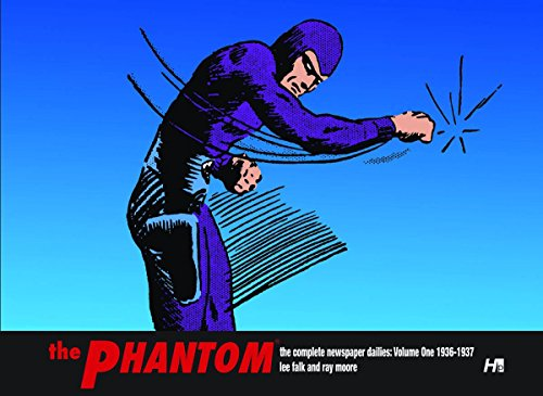 The Phantom: The Complete Newspaper Dailies Volume 1 2nd Ed (1936-1937)