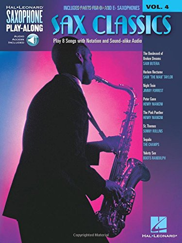 Sax classics saxophone+CD (Saxophone Play Along)