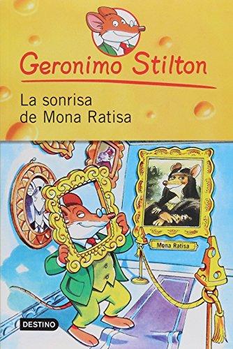 La Sonrisa de Mona Ratisa par Geronimo Stilton
