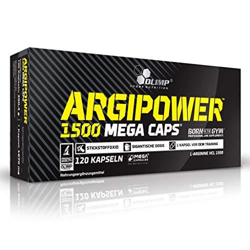 Olimp Argi Power 1500, 120 Mega Caps (3er Pack)