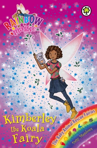 Kimberley the koala fairy