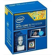 Intel Core i5-4690 - Procesador (Socket H3, 3.5 GHz)