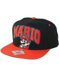 Nintendo Gorra Béisbol Mario