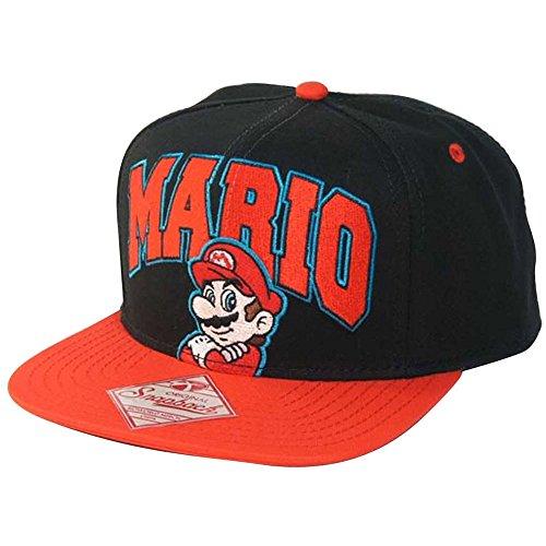 Gorra de Béisbol de Super Mario Bros