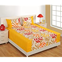 Queen Size mano indiano cotone stampato lenzuolo 90