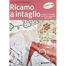 Gli Album Del Ricamo A Intaglio.Amazon It Schemi Per Ricamo