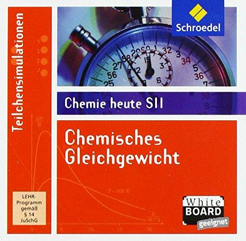 Chemie heute SII / Lernsoftware: Chemie heute SII: Chemisches Gleichgewicht: Schullizenz