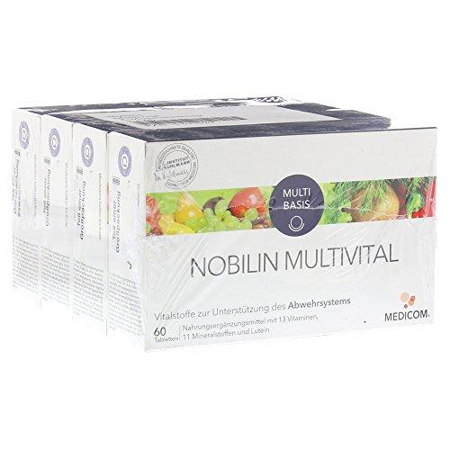 Nobilin Multi Vital, 4X60 St