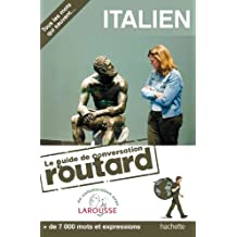 Guide de conversation Routard italien