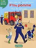 """Afficher """"P'tite Pomme n° 10 Vive les pompiers !"""""""