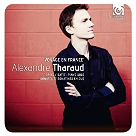 "Alexandre Tharaud. ""Voyage en France"""