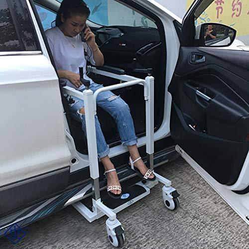 517qT7WS0oL - YXP Elevador de Pacientes con función telescópica, Capacidad de Peso de 500 LB, Elevador de Eslinga de Transferencia de Pacientes para Personas discapacitadas de Edad Avanzada