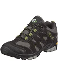Bruetting Power 421000 - Zapatillas de deporte de ante para niño