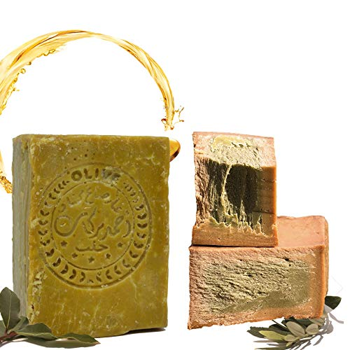 Jabón original Aleppo clásico 60% aceite oliva