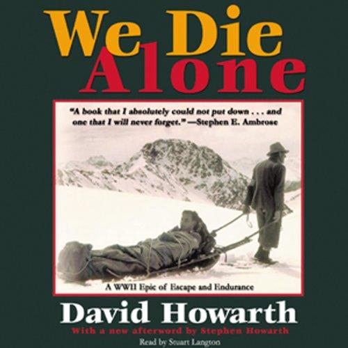 We Die Alone  Audiolibri