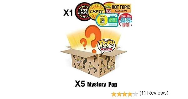 Funko Pop Mystery Box Avec Garantie Chase ou exclusive-Lire description