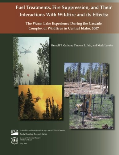 Fuel Treatments, Fire Suppression, and Thier Interactions with Wildfire and its Effects: The Warm Lake Experience During the Cascade Complex of Wildfires in Central Idaho, 2007