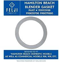 felji batidora de repuesto plástico de juntas anillo de goma para Hamilton Beach
