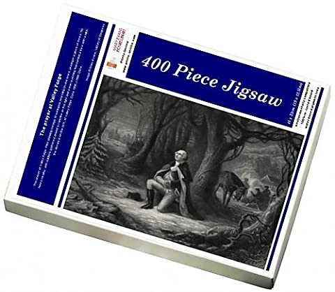 Photo Jigsaw Puzzle of The prayer at Valley Forge