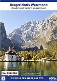 """Bergerlebnis Watzmann """"Wandern und Klettern am Watzmann"""" (2 DVDs)"""
