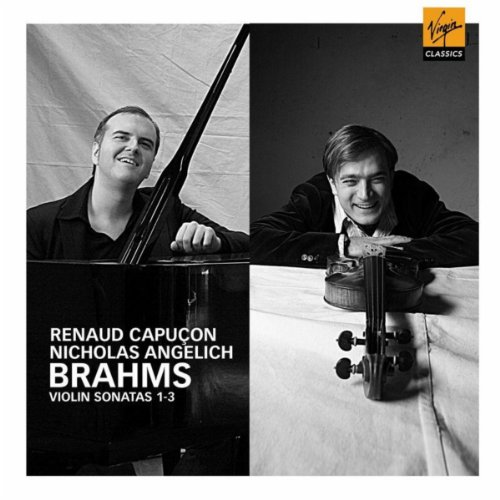 BRAHMS - Violin Sonatas 1-3