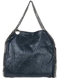 Stella McCartney Falabella Small bolso de hombro mujer blu