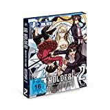 UQ Holder! - Blu-ray 2 (Episode 07-12)