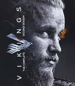Vikings: Season 2 [Blu-ray] [Import anglais]