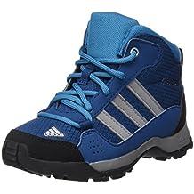 adidas Unisex-Kinder Hyperhiker K Trekking-& Wanderstiefel, Mehrfarbig (Rubmis/Gritre/Borosc), 28 EU