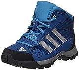 adidas Hyperhiker K, Unisex-Kinder Wanderschuhe, Blau (Azunoc/Gritre/Petmis 000), 28 EU