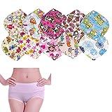 dairyshop wiederverwendbar waschbar Bambus Tuch Sanitär Menstruationstasse Mutterschaft Pads 15,2x 15,2cm