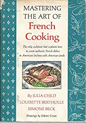 Mastering the Art of French Cooking 1961