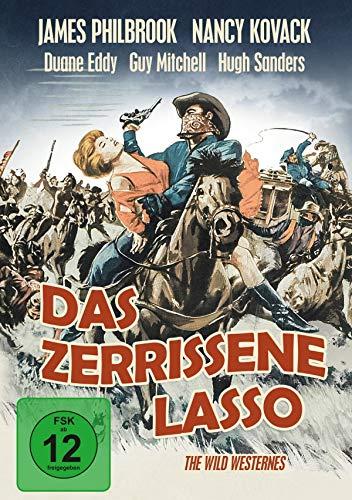 Das zerrissene Lasso (The Wild Westerners)