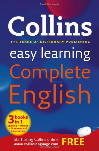 Collins Easy Learning Complete English (Collins Easy Learning)