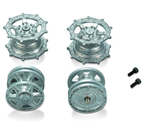 Preisvergleich Produktbild Torro Königstiger - Metall-Zubehör -Treib- U.Leiträder